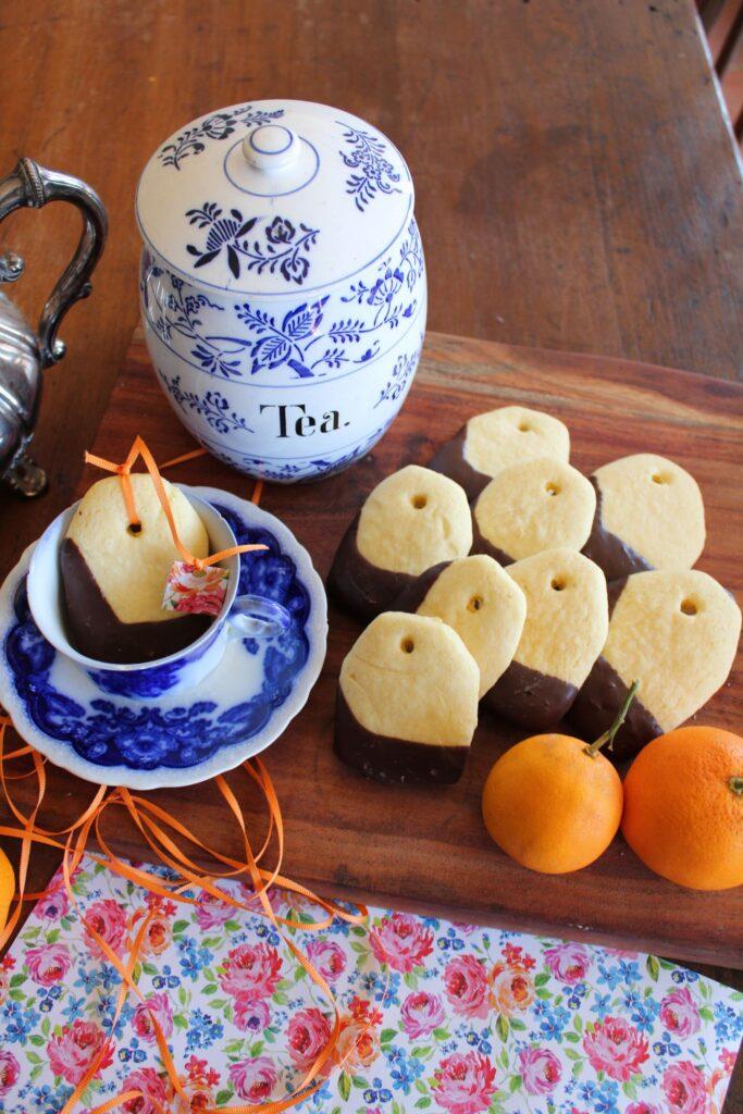 Teatime Sugar Cookies Making Tags