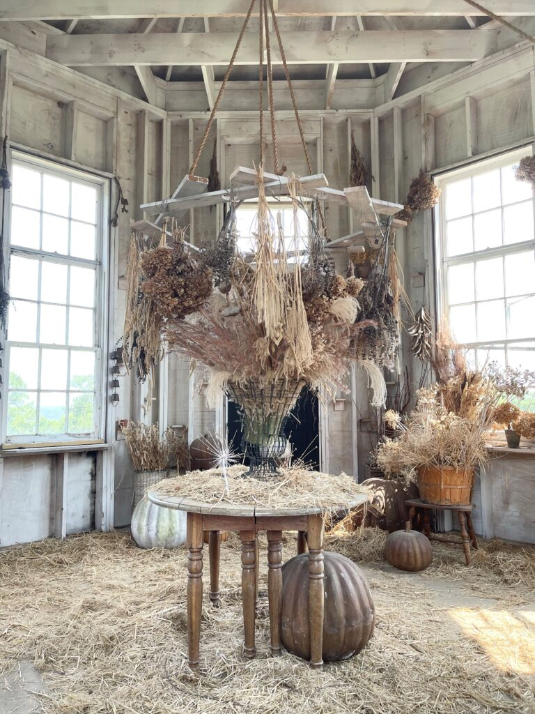 P Allen Smith Tour-The Drying Room, the most unexpected stop on the home and garden tour