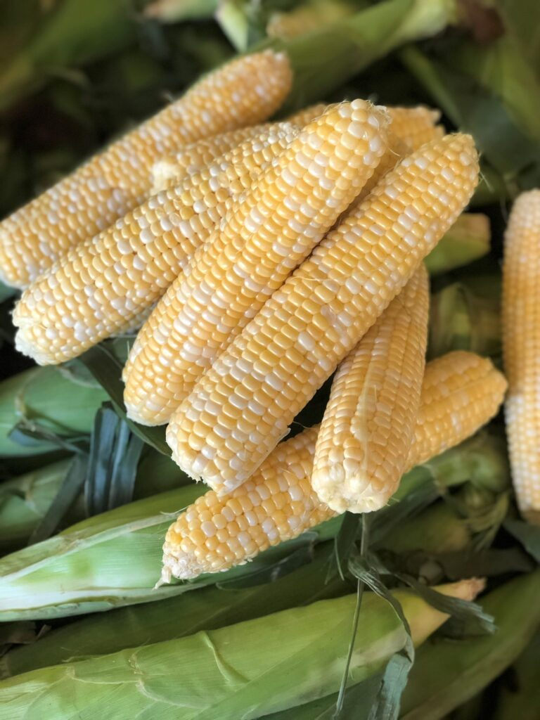 Summer Sweet Corn is the perfect simple way to celebrate the 4th of July.