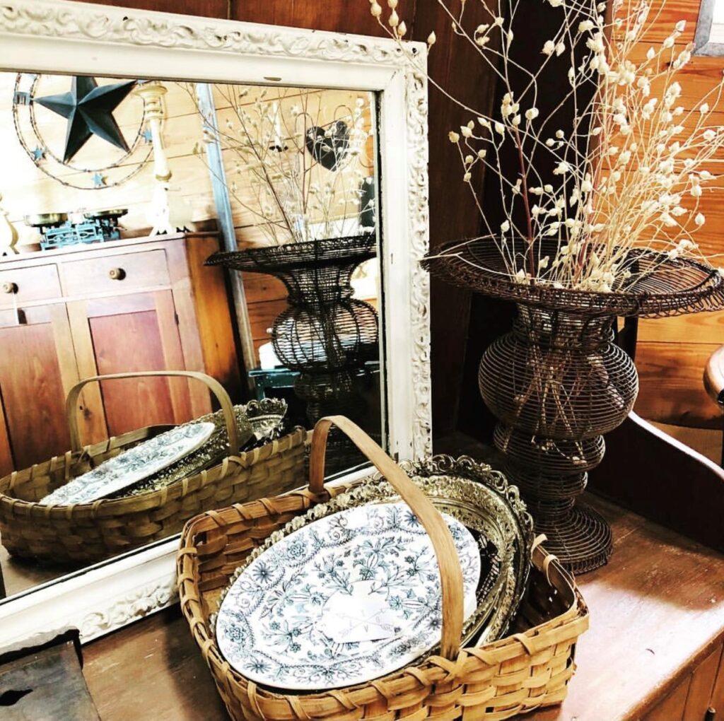 A few vintage estate sale finds